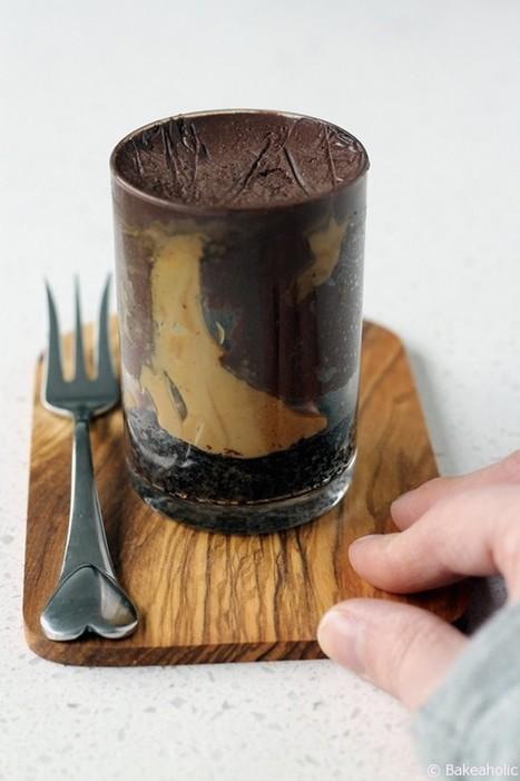 Vegan Chocolate Ganache & PB Torte | b a k e a h o l i c | My Vegan recipes | Scoop.it