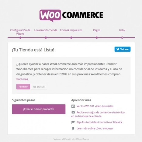 #e-Commerce : Cómo instalar WooCommerce #Growth Hacking vía @sercompetitivos | Estrategias de e-Commerce: | Scoop.it