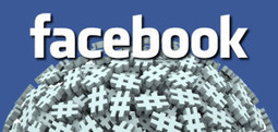 Study: Brands Using Hashtags In Facebook Posts Show No Signs Of Higher Engagement Levels | A Marketing Mix | Scoop.it