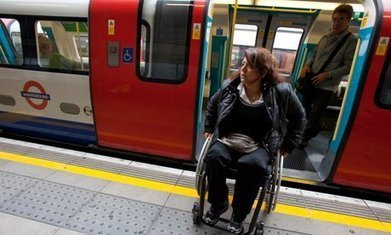 Disabled travellers lament lack of transport access for 2012 Olympic ...   Turismo Inclusivo   Scoop.it