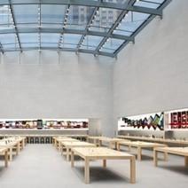 iBeacon : Apple teste le marketing géolocalisé dans ses boutiques - Le Monde Informatique | E-marketing | Scoop.it
