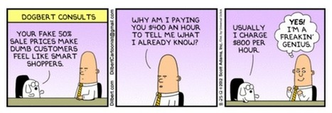 The Top 4 Lessons in Behavioral Economics From Dilbert | With My Right Brain | Scoop.it