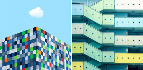 #Minimal, #Symmetric, Colorful: My #Photos Of Architectural Structures | Design Ideas | Scoop.it