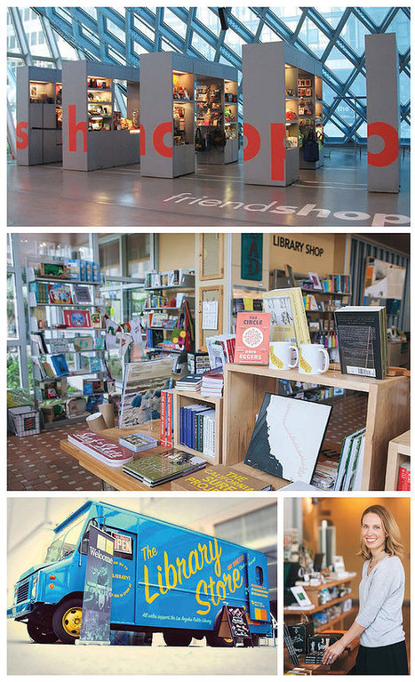 Gifted Libraries | innovative libraries | Scoop.it