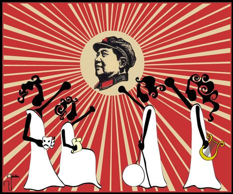 """28 Maggio 1942, """"Pubblicati i 'Discorsi al Forum di Yan'an sull'Arte e la Letteratura' di Mao Zedong""""   CINAFORUM   cina   Scoop.it"""