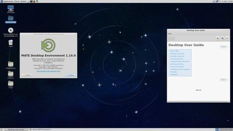 Sortie de Mate Desktop Environment 1.14 | Actualités de l'open source | Scoop.it