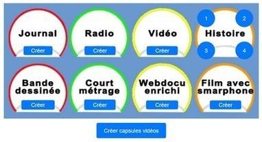 #ClasseTICE - Des outils TICE pour tous vos projets de classe | NUMÉRIQUE TIC TICE TUICE | Scoop.it