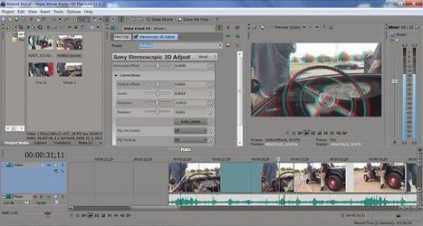 Sony Vegas Movie Studio HD Platinum 11   High-Tech news   Scoop.it