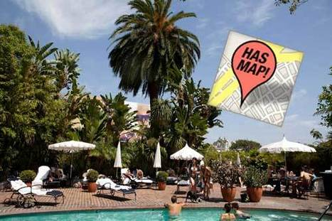 17 of LA's Awesomest and Douchiest Pools and Swim Spots | Around Los Angeles | Scoop.it