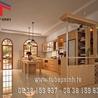 Tủ bếp, tủ bếp hiện đại với thiết kế đẹp, mang niềm vui đến gia đình bạn