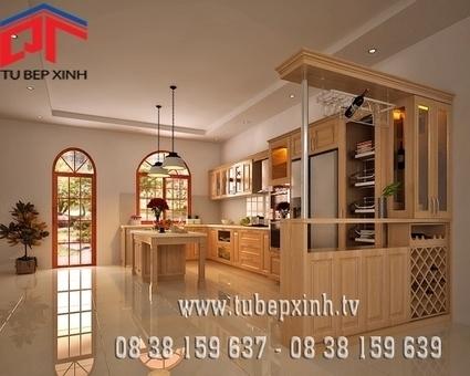 TỦ BẾP ĐẸP TBD017 - tu-bep-dep-tbd017 | Tủ bếp, tủ bếp hiện đại với thiết kế đẹp, mang niềm vui đến gia đình bạn | Scoop.it