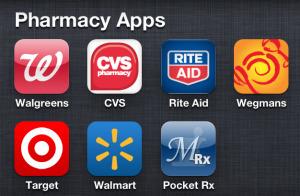 Review of 7 popular pharmacy applications | De la E santé...à la E pharmacie..y a qu'un pas (en fait plusieurs)... | Scoop.it