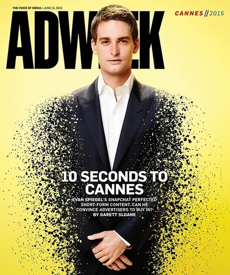 How Snapchat's CEO Plans to Conquer the Advertising World | Social media | Scoop.it