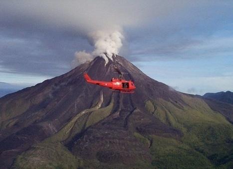 Des volcans pour sauver la planète | 10 idées folles pour réduire les gaz à effet de serre | Scoop.it