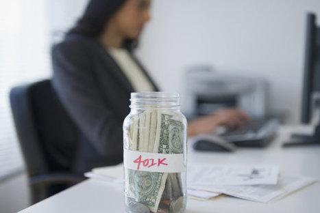 6 Ways Employers Plan to Change 401(k) Plans - U.S. News & World Report   Plan Sponsor Retirement News   Scoop.it