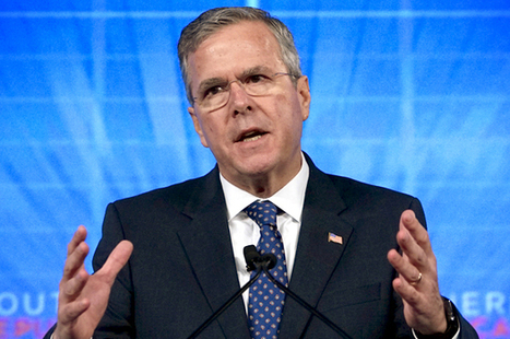 Jeb Bush says GOP should be the party of science - Salon   CLOVER ENTERPRISES ''THE ENTERTAINMENT OF CHOICE''   Scoop.it