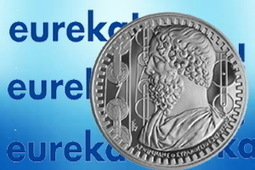 Arquímedes matemático, filósofo e inventor en 10 euros plata de Grecia   LVDVS CHIRONIS 3.0   Scoop.it