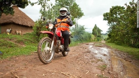 Opinion: Give every health worker in Africa a bike | IOT | Scoop.it