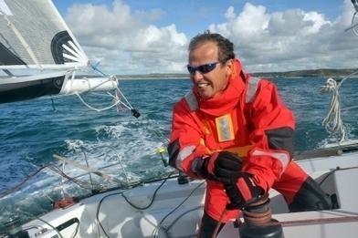 France Bleu | Un bateau 100% normand sur la Route du Rhum | Marc Lepesqueux | Scoop.it