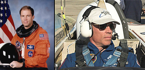 Colonel Rick Searfoss to Address Space Education Conference | The NewSpace Daily | Scoop.it