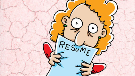 Stupid (but common) resume mistakes (single page view) - iMediaConnection.com | Millennials | Scoop.it