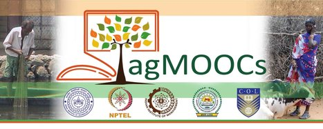 AgMOOCs Consortium announces launch of four new MOOCs | Quality and benchmarking in open learning, OER and UGC | Scoop.it