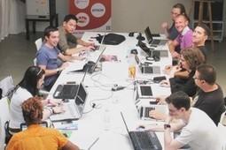 Quand les frontières du bureau disparaissent… | La Cantine Toulouse | Scoop.it