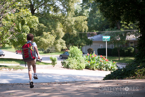Tips for capturing the first day back to school!   Cathy Mores Photography   Ken's Odds & Ends   Scoop.it