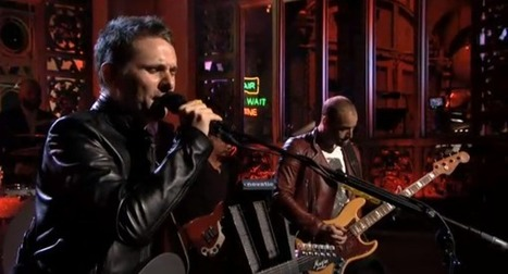 Video: Muse on Saturday Night Live | Consequence of Sound | Winning The Internet | Scoop.it