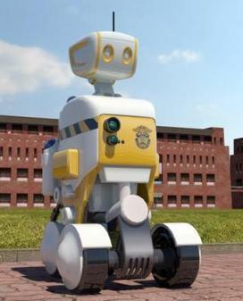 En Corée du sud, des robots vont jouer les gardiens de prison   Des robots et des drones   Scoop.it