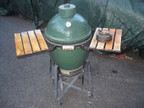 Medium big green egg smoker cooker grill Tons of accessories | The Barbecue Grill ShopThe Barbecue Grill Shop | On The Grill | Scoop.it