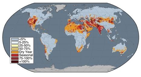 Water Risks are Growing; Here's a Tool to Help Us Prepare | Food Energy Water Nexus | Scoop.it