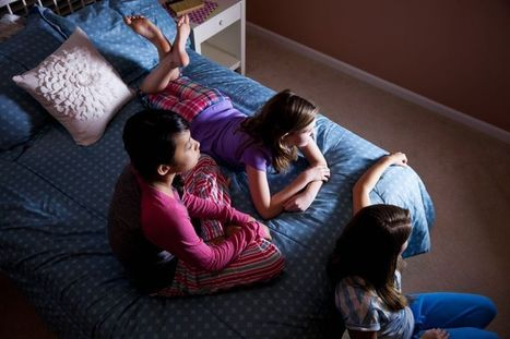 TV again tied to poor sleep among kids - Fox News | Kids and Tech | Scoop.it
