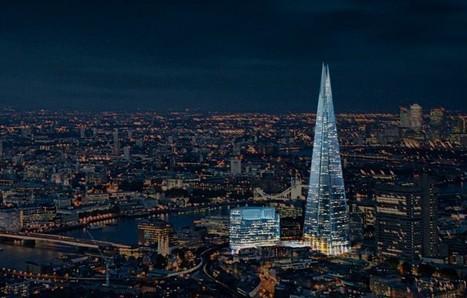 The Shard : la plus haute tour d'Europe cristallise la crise. | The Architecture of the City | Scoop.it
