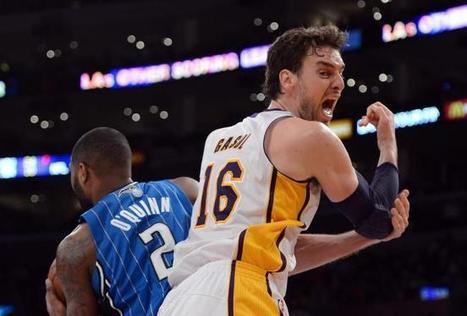 T-Wolves Not a Good Option for Possible Pau Trade | The Los Angeles Lakers | Scoop.it