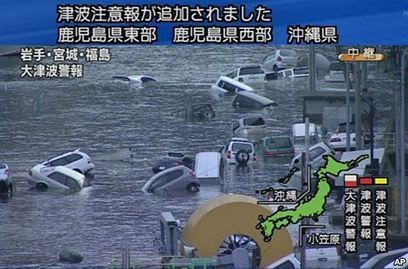 Tsunami Warning Systems: Lessons from Japan | Tsunamis | Scoop.it