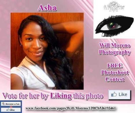 Asha - Contestant to win a FREE Photoshoot with Will Moreno | Belize in Photos and Videos | Scoop.it