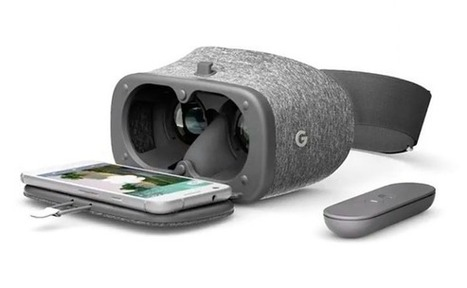 Google Daydream View: a VR headset that matches your sofa | #Virtualreality  | 21st Century Innovative Technologies and Developments as also discoveries, curiosity ( insolite)... | Scoop.it