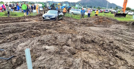 Cars 'still marooned' at flooded Festival No6 | IQ Magazine | Level11 | Scoop.it
