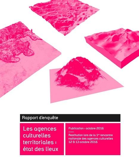 Les agences culturelles territoriales : état des lieux via @cultureveille | CULTURE, HUMANITÉS ET INNOVATION | Scoop.it