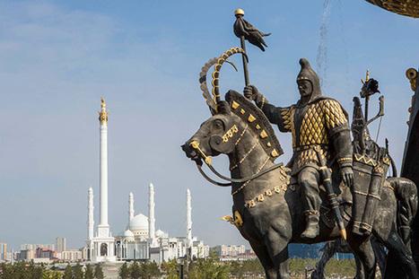 Алга, Казахстан! Россия пропустила Казахстан вперед по ВВП на душу населения | CENTRAL ASIAN RE.SOURCES | Scoop.it