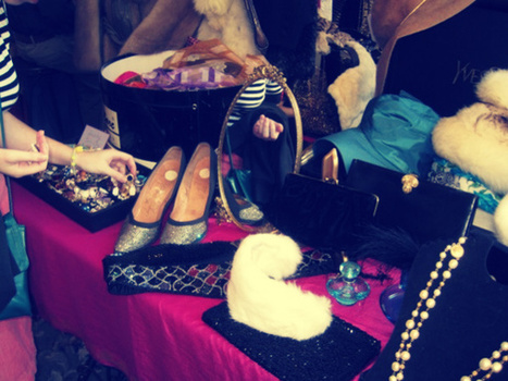The Tsaritsa Sez: Recycled fashion: tips on buying vintage clothing | different | Scoop.it