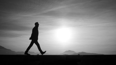 How Taking A 20-Minute Walk Every Day Can Transform Your Approach To Work | Collaborative Growth | Scoop.it