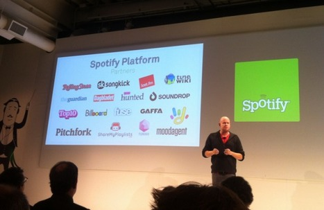 Developers Predict Spotify Driven Music App Boom | Music business | Scoop.it