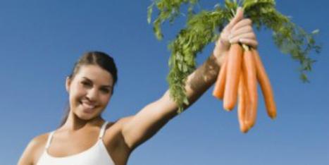 Las zanahorias son buenas para los ojos a medida que envejecen | Salud Visual 2.0 | Scoop.it