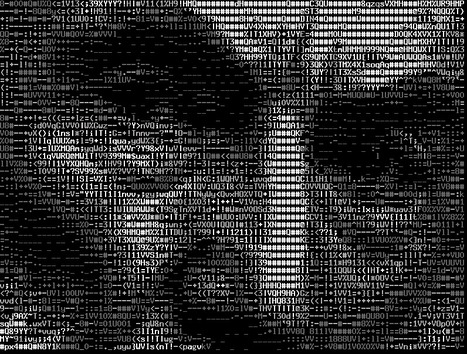 ASCII Art | Arted 4 Life | ASCII Art | Scoop.it
