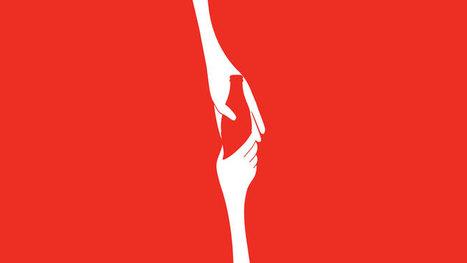Student Behind Steve Jobs Logo Wins Grand Prix for Ogilvy's Coke Poster | timms brand design | Scoop.it