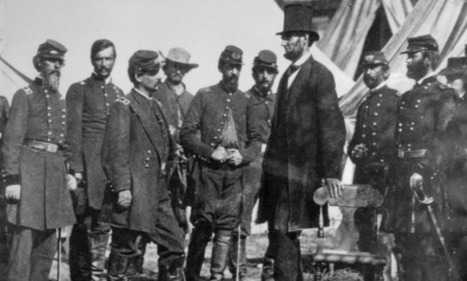 Lessons from Lincoln: 5 leadership tips history and science agree on - The Week Magazine | Career Management and Leadership | Scoop.it