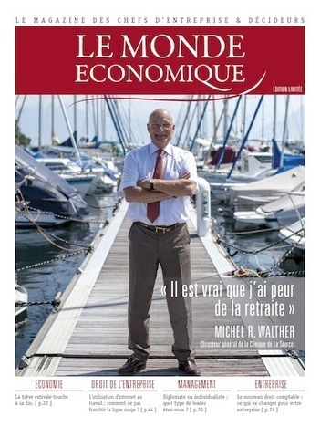 Le Monde Economique - Bien-être et performance ...   Collective intelligence   Scoop.it