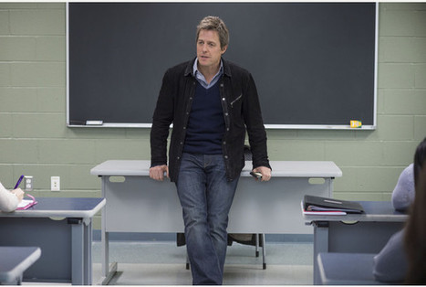 Notting Hill actor Hugh Grant who stars in Rewrite talks about why he is too ... - Gloucester Citizen | 12en5 | Scoop.it